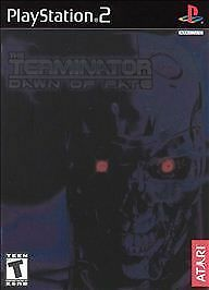 Terminator:  Dawn of Fate by Infogrames