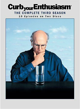 Curb Your Enthusiasm: The Complete Third Season, DVD, Larry David, Cheryl Hines,