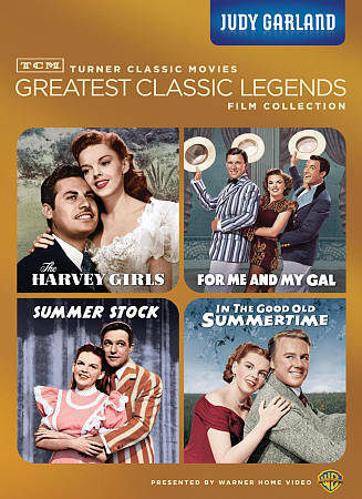 TCM Greatest Classics Legends: Judy Garland (The Harvey Girls / For Me and My Ga