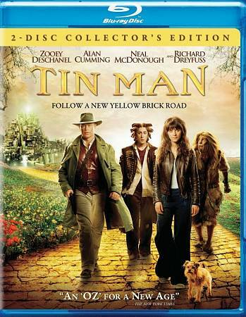 TIN MAN, DVD, , ,