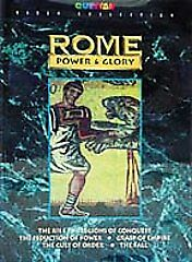 Rome - Power & Glory, DVD, , , Color, DVD, NTSC