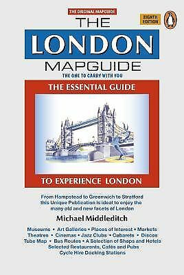 The London Mapguide: Eighth Edition by Middleditch, Michael