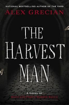 The Harvest Man (Scotland Yard's Murder Squad), Grecian, Alex, Excellent Book
