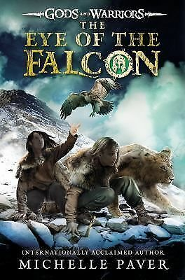 The Eye of the Falcon (Gods and Warriors), Paver, Michelle, Books