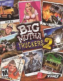 Big Mutha Truckers 2 (PC, 2005) New!!  XP  Rated M