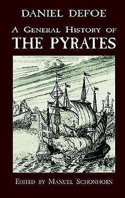 A General History of the Pyrates, Daniel Defoe, Books