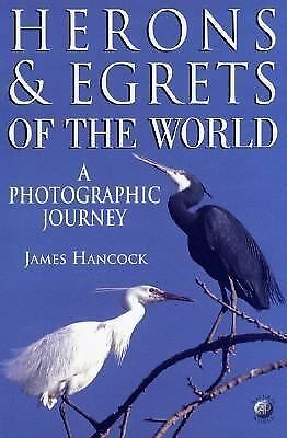 Herons and Egrets of the World: A Photographic Journey (Natural World), Hancock,