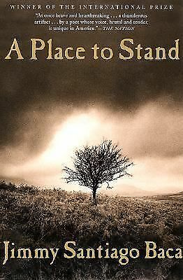 A Place to Stand, Jimmy Santiago Baca, Good Book