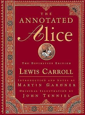 The Annotated Alice: The Definitive Edition, Lewis Carroll, Books