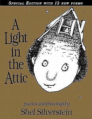 A Light in the Attic Special Edition, Silverstein, Shel, Books