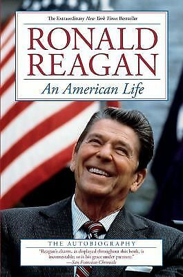 An American Life, Reagan, Ronald, Good Book