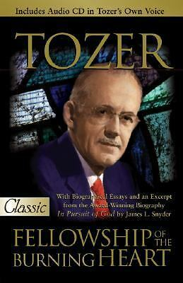 AW Tozer Fellowship of the Burning Heart, James L Snyder, Books