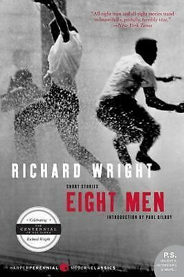 Eight Men: Short Stories, Richard Wright, Acceptable Book