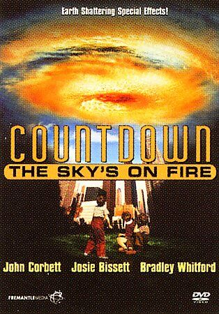 Countdown: The Sky's on Fire (DVD,2006) New!! Sealed!!   Disaster Flick!!