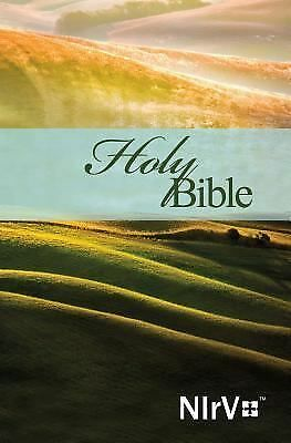 NIrV Holy Bible by Zondervan