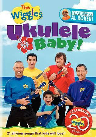 The Wiggles: Ukulele Baby by
