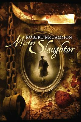 Mister Slaughter, McCammon, Robert  R., Good Book