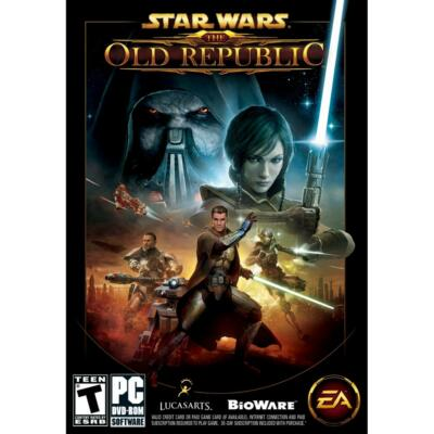 Star Wars: The Old Republic by
