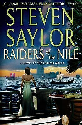 Raiders of the Nile (The Ancient World), Saylor, Steven, Very Good Book