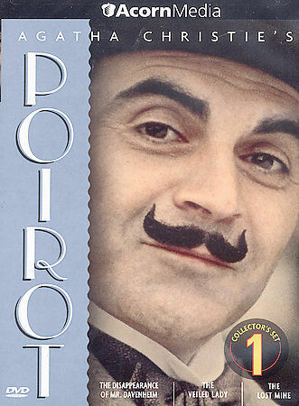 Agatha Christie's Poirot: Collector's Set Volume 1, Good DVD, David Suchet,