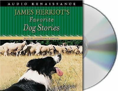 James Herriot's Favorite Dog Stories, Herriot, James, Excellent Book