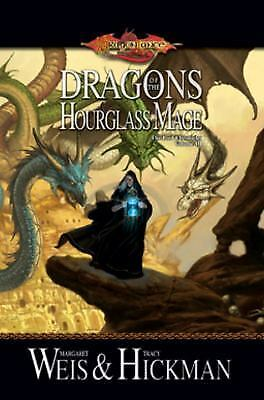 Dragons of the Hourglass Mage: The Lost Chronicles, Volume Three, Hickman, Tracy