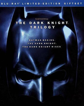 The Dark Knight Trilogy (Batman Begins / The Dark Knight / The Dark Knight Rises