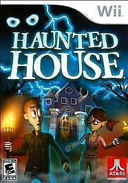 Haunted House - Nintendo Wii by