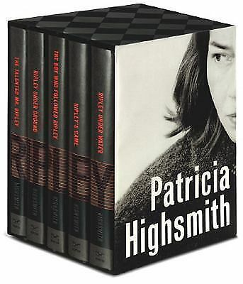 The Complete Ripley Novels, Highsmith, Patricia, Excellent Book