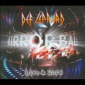 Mirror Ball-Live & More by Def Leppard