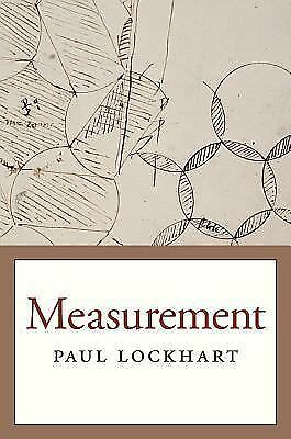 Measurement, Lockhart, Paul, Excellent Book
