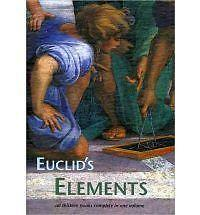 Euclid's Elements, Euclid, Excellent Book