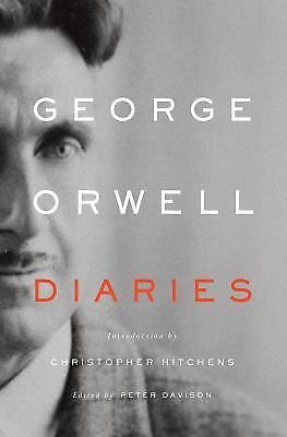 George Orwell Diaries, Orwell, George, Good Book