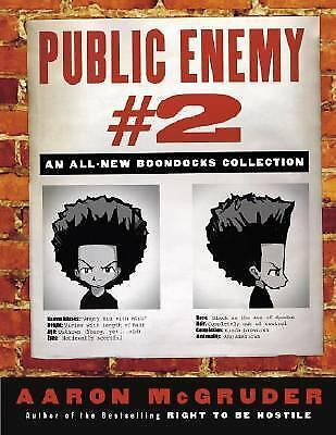 Public Enemy #2: An All-New Boondocks Collection, Aaron McGruder, Books