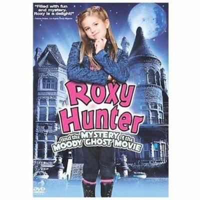 ROXY HUNTER/mysterious Moody Ghost:-) (DVD) New!! Sealed!!    Kids/Family
