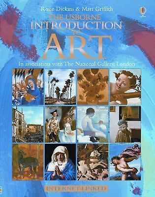 Usborne Introduction to Art: In Association With the National Gallery, London Ro