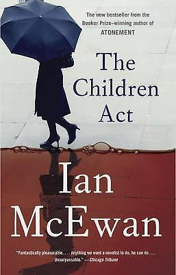 The Children Act by Ian McEwan (2015, Paperback)