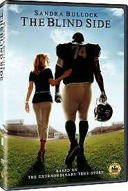 The Blind Side DVDs-Good Condition