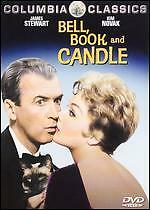 Bell, Book and Candle DVDs-Good Condition