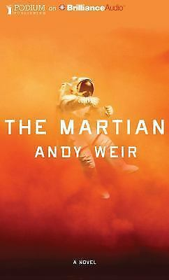 The Martian Weir, Andy Books-Good Condition