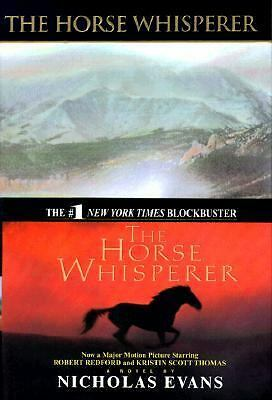 The Horse Whisperer Evans, Nicholas Books-Good Condition