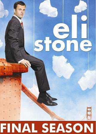 Eli Stone: Season 2 DVDs-Good Condition