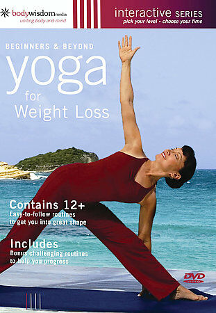 Beginners and Beyond Yoga for Weight Loss-Contains 12 Easy-to-Follow Routines