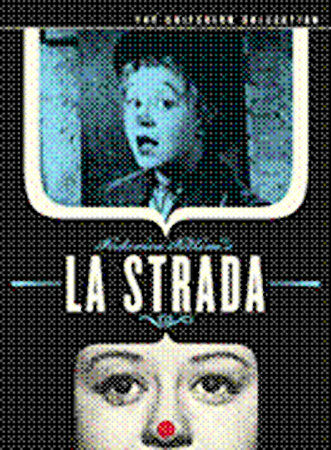 La Strada (The Criterion Collection) DVDs-Good Condition