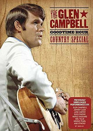 The Glen Campbell Goodtime Hour: Country Special DVD 2016 new/sealed