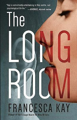 The Long Room Kay, Francesca Books-Good Condition