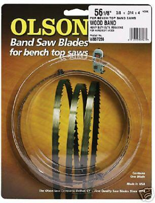 "Olson Band BT Saw Blade 1/4"" Wide x 56-1/8"" Long, 6 TPI"