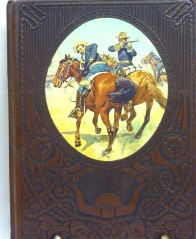 THE OLD WEST TIME LIFE BOOKS THE SOLDIERS HARDCOVER 1974