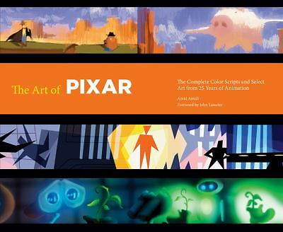 NEW The Art Of Pixar - Amidi, Amid/ Lasseter, John (FRW)