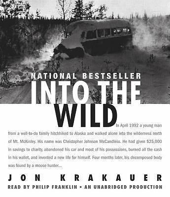 Into the Wild, Jon Krakauer, Books